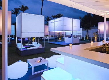 成都主题酒店装修设计,浪漫独特的主题度假酒店装修设计《SKY主题酒店》