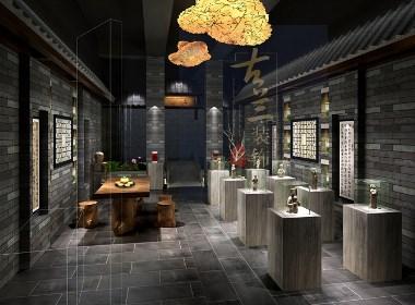【温江国色天香茶艺馆】-成都茶楼设计公司,成都茶楼装修公司