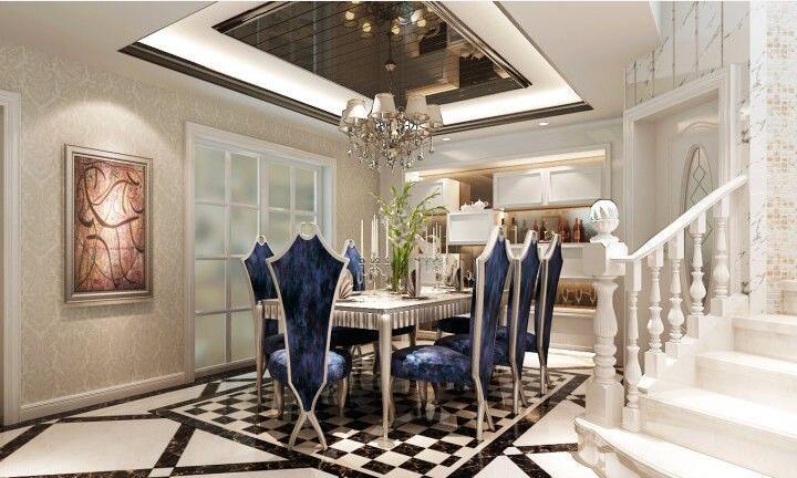 在简欧风格中从简单到复杂,从颜色到质感都采用性价比最高的,在住房的装修中不能太过于艺术化,也不需要太多华而不实的装饰,所以简欧风格多了一些实用的装饰。 小区名称: 温哥华山庄 房子户型: 别墅 装修风格: 欧式风格 小区面积: 400平 装修公司: 美巢装饰 预约咨询:152-9487-7232(微信在线) 美巢设计师预约:https://jinshuju.