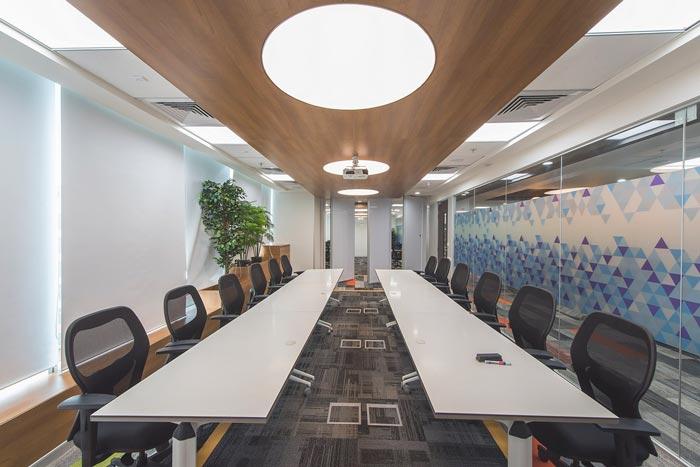 郑州办公室设计装修_郑州网络公司办公室设计