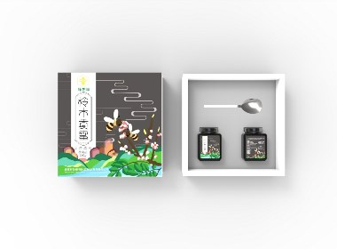 柃木贡蜜 蜂蜜包装 蜂蜜 保健品 野桂花蜜 饮品