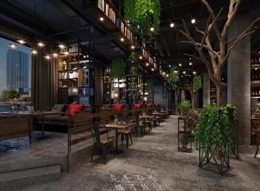 成都音乐餐厅设计,成都有质感的音乐餐厅设计案例
