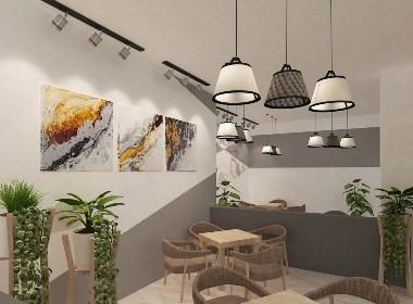 成都咖啡厅设计|成都咖啡厅设计公司排名|咖啡厅设计案例