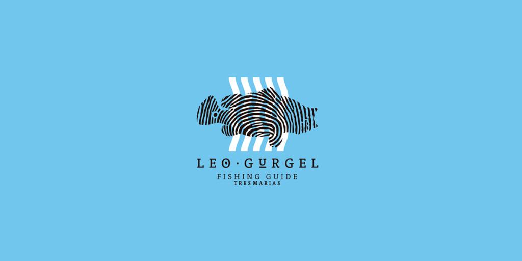 Leo Gurgel垂钓爱好者品牌形象VI设计