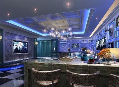 内江音乐酒吧设计装修|内江酒吧设计装修公司