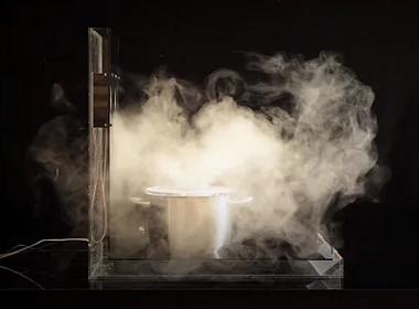 烟雾提取器