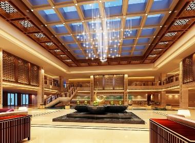 开封酒店设计_开封颐和酒店设计_开封最好的酒店设计公司