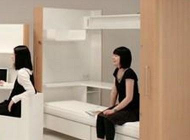 简洁的折叠家具