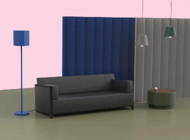 家具灯具设计系列