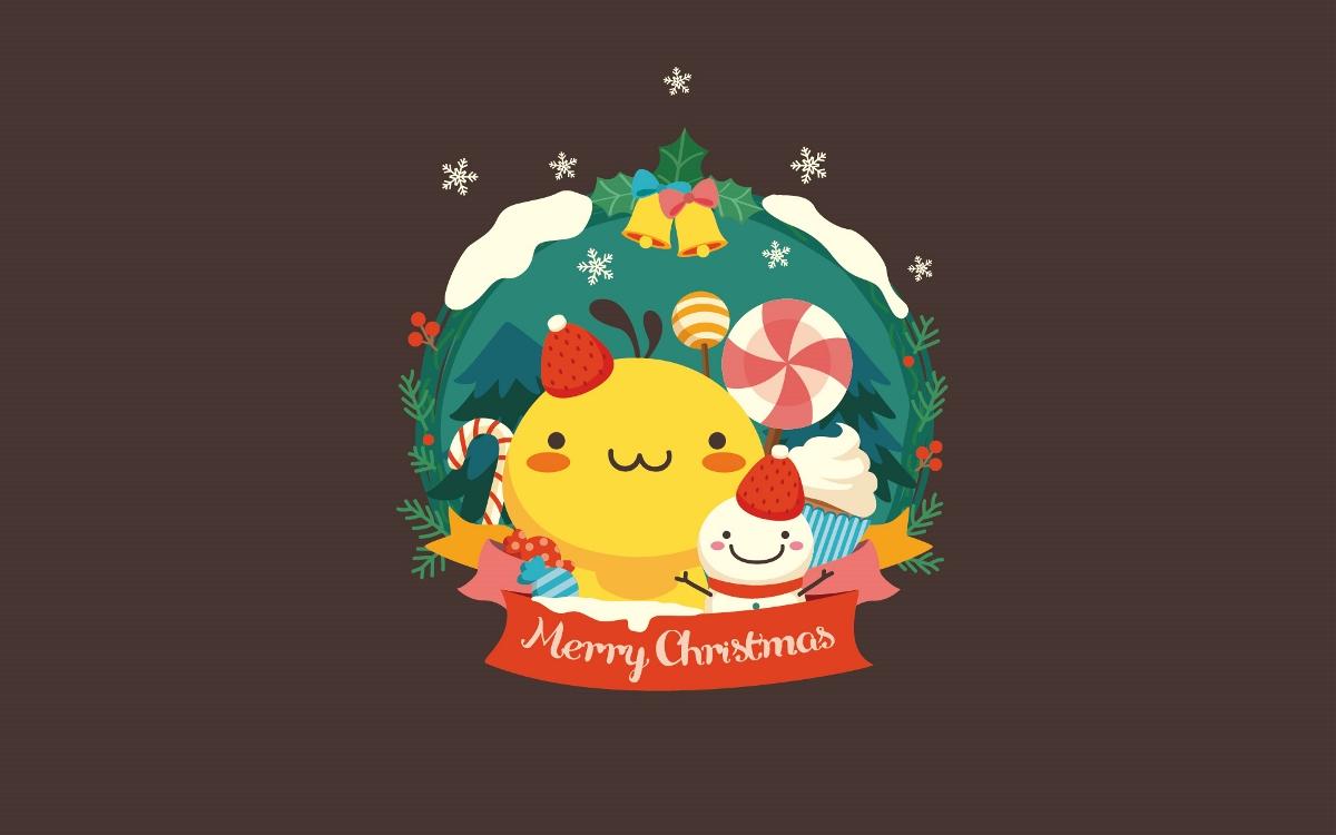 油爆叽丁可爱圣诞