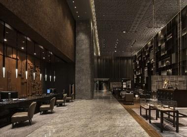 YANG杨邦胜酒店设计作品:南京金鹰国际酒店