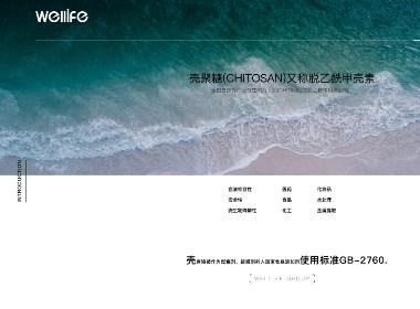 壳聚糖化学成份PPT极简风格简介
