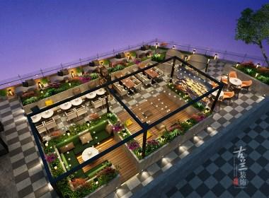桂林花园餐厅设计公司_专业花园餐厅设计公司_桂林餐厅设计