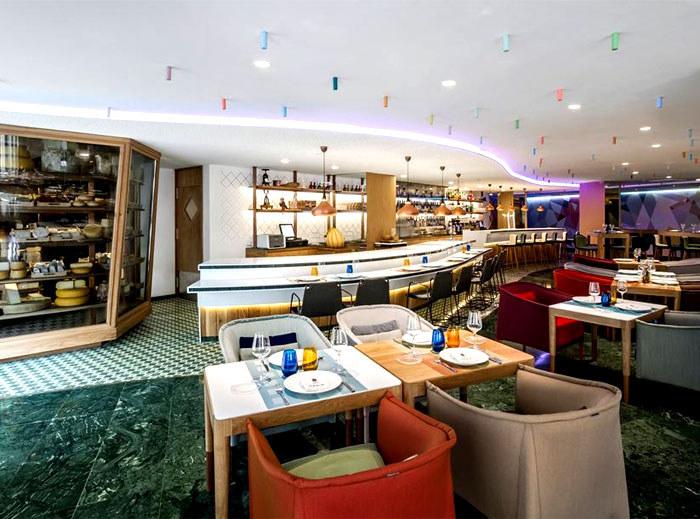 芝士吧连锁餐厅-青岛餐厅设计|青岛连锁餐厅设计|青岛餐厅装修公司