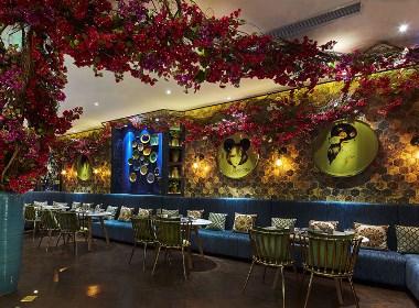 澜悦东南亚料理餐厅-成都料理店设计|成都料理店装修|成都专业料理店设计公司|成都料理店装修公司