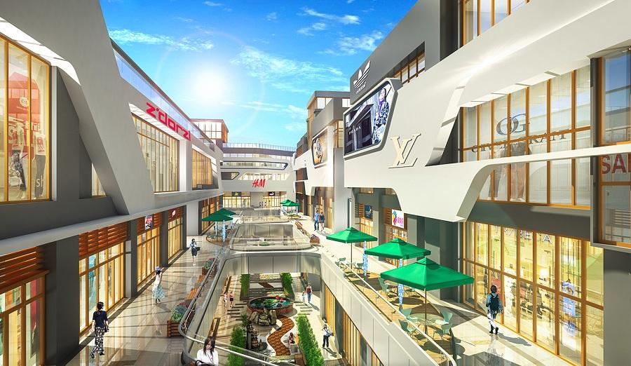 成都商业街设计|成都商业街设计公司前十强|成都商业街设计公司