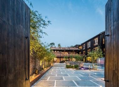 武汉度假酒店设计_武汉样和度假酒店设计首选