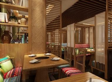 菇菇宴私房菜馆-吉林私房菜餐厅设计|吉林餐厅装修|吉林|长春私房菜餐厅设计公司