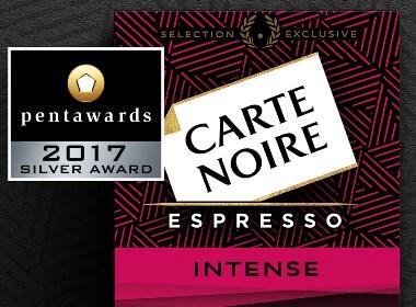 法国Carte Noire黑卡咖啡获2017国际包装设计奖