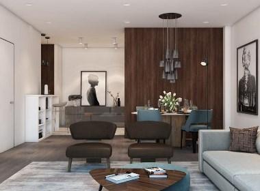 创意化空间住宅