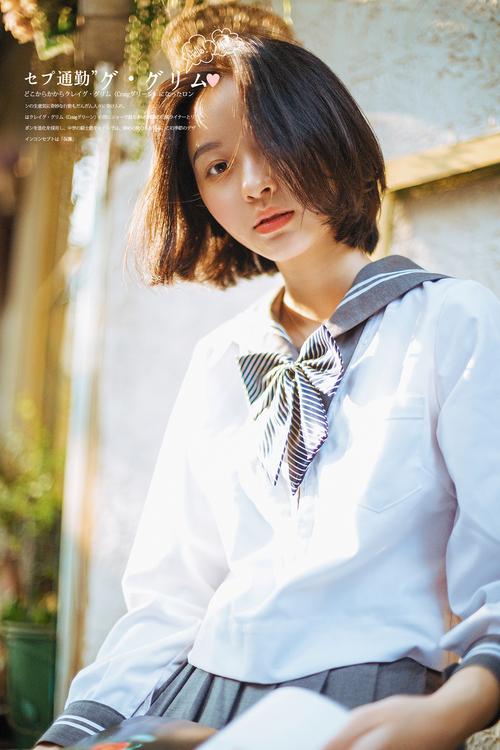 小瑛同学—人像摄影