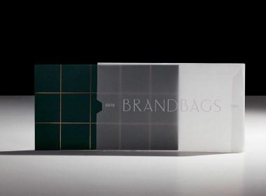 Brandbags奢侈皮革配件品牌高端视觉设计