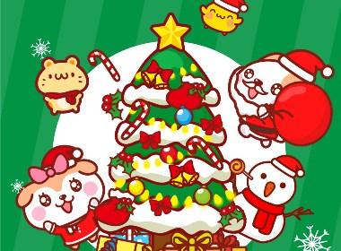秋田君圣诞