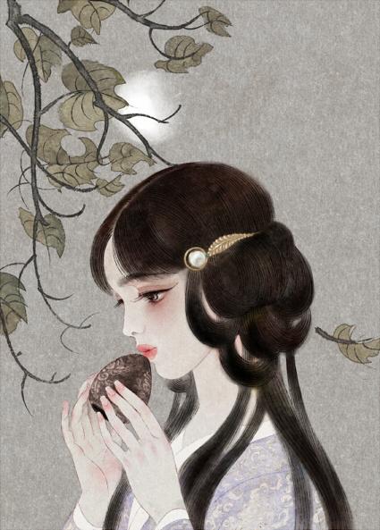 中国风插画欣赏