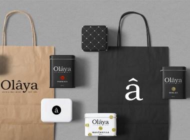 Olâya品牌视觉设计 | 摩尼视觉分享