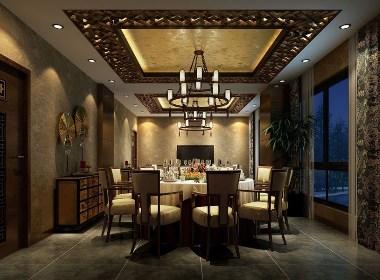景天食府|天水中餐厅设计公司|天水中餐厅装修设计公司