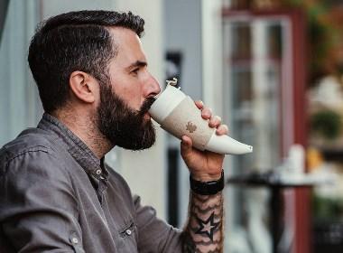 山羊故事咖啡杯