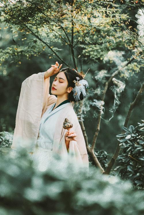 白凰传—人像摄影