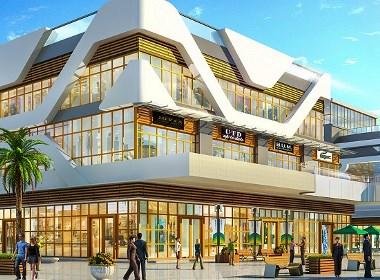 成都商业街设计要多少钱费用|成都商业街设计