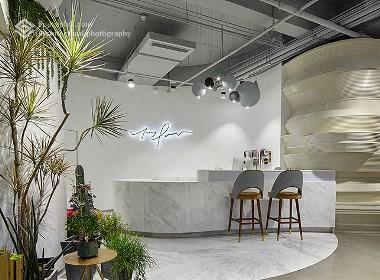 空与间建筑摄影:JoyFlower玖花集生活馆