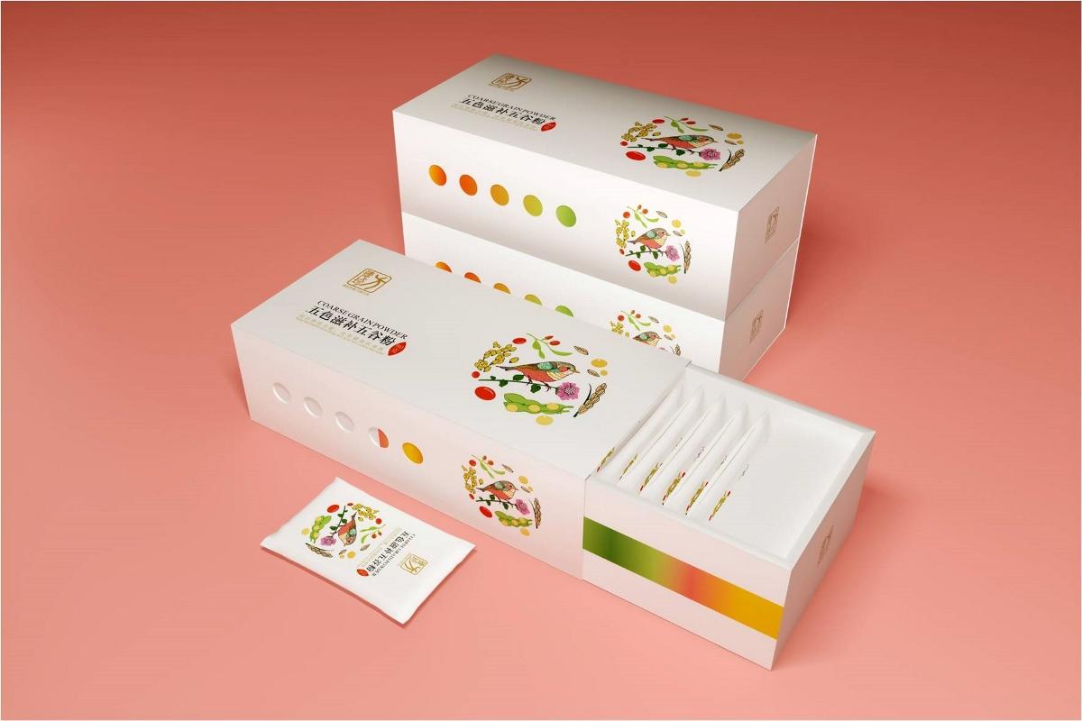 首页 汇源新闻 汇源资讯 德珍方五谷粉包装纸盒      代餐粉,五谷杂粮