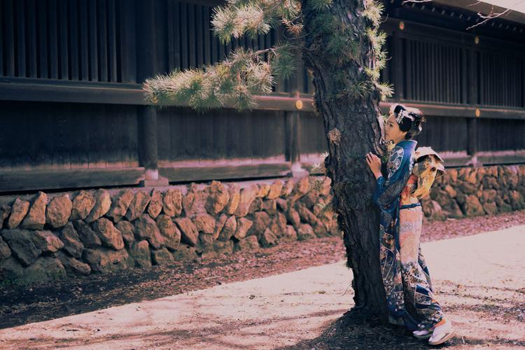 秋河 —人像摄影
