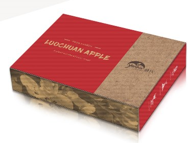西安苹果包装设计