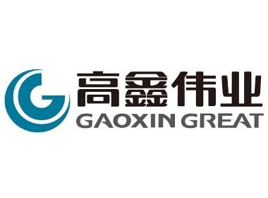 高鑫伟业logo设计