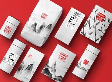 Chinese Tea Store茶包裝設計 | 摩尼視覺分享