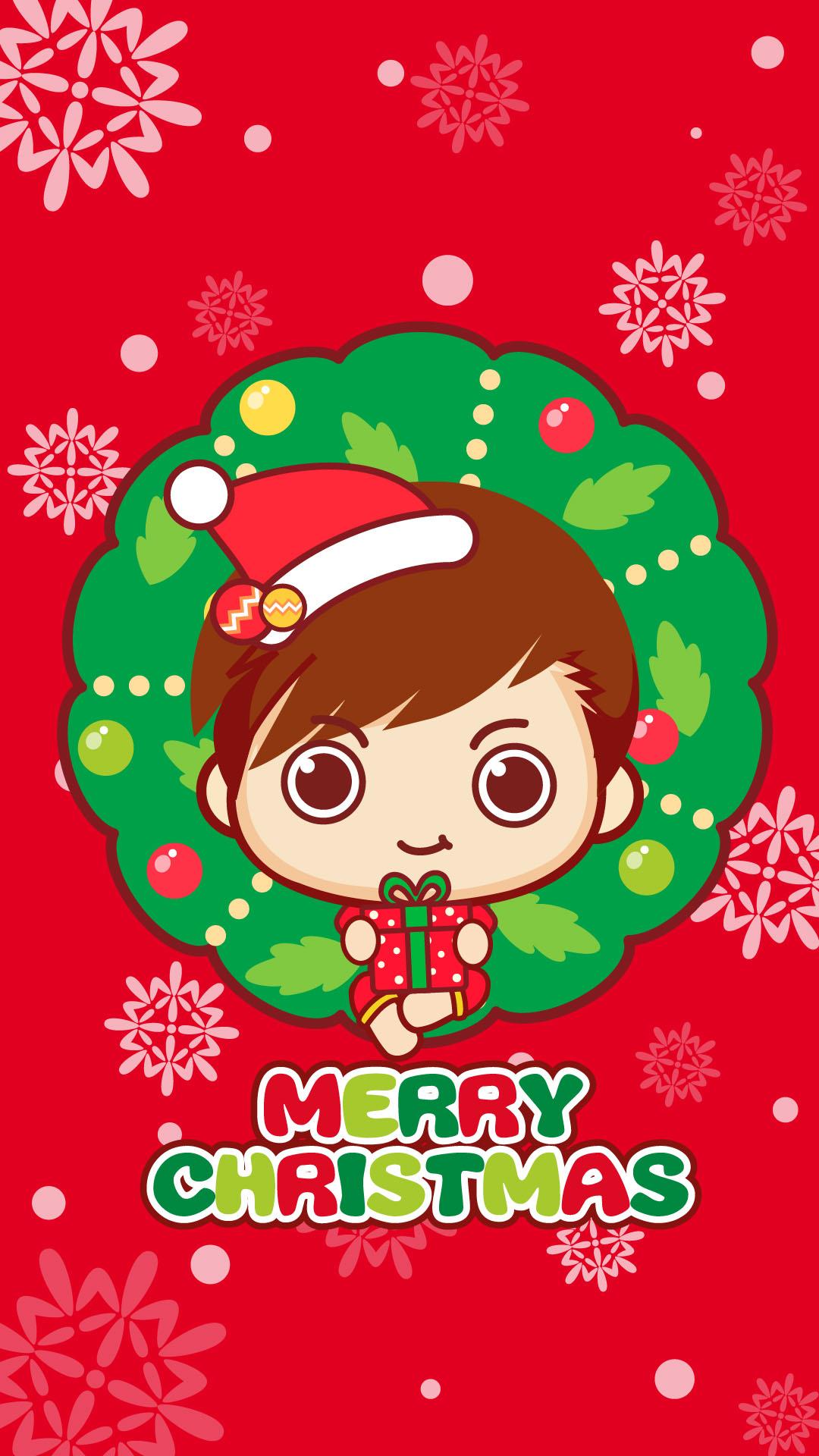 摩丝摩丝甜蜜圣诞