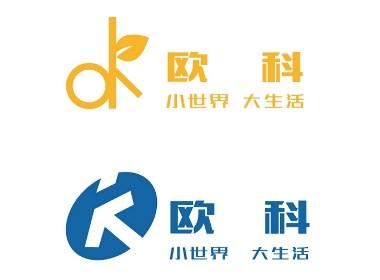 欧科logo设计