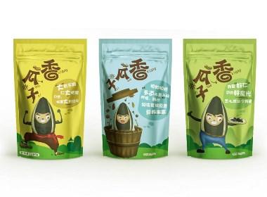 贵州香瓜子,贵州步道设计,贵州包装设计,贵阳包装设计