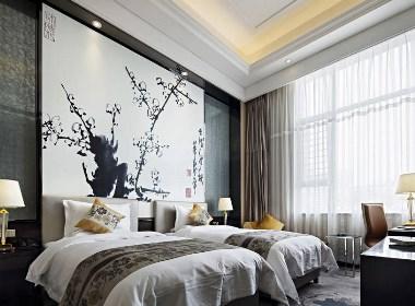 君豪铂尊精品酒店-雅安精品酒店设计装修公司-古兰装饰