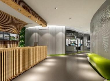 贸易公司办公楼设计设计图