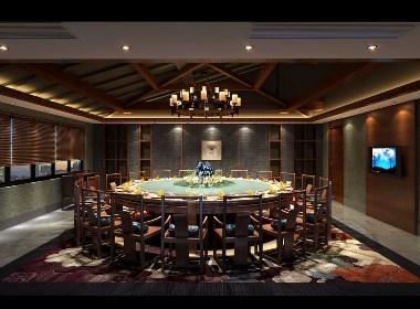 上海陶木主题餐_餐馆装修设计|
