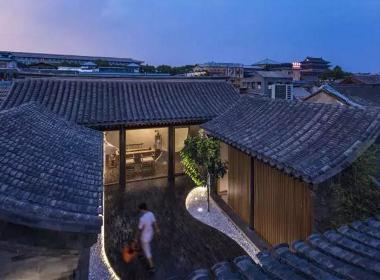 北京四合院老房子的创意改造