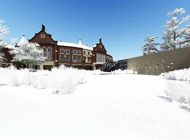 提供专业的幼儿园设计——座落在兰州的一个自由小世界