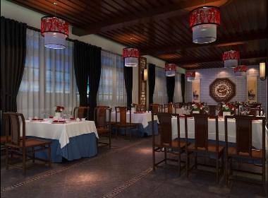 清风醉中餐厅_餐馆装修设计|饭店装修设计|饭馆装修设计