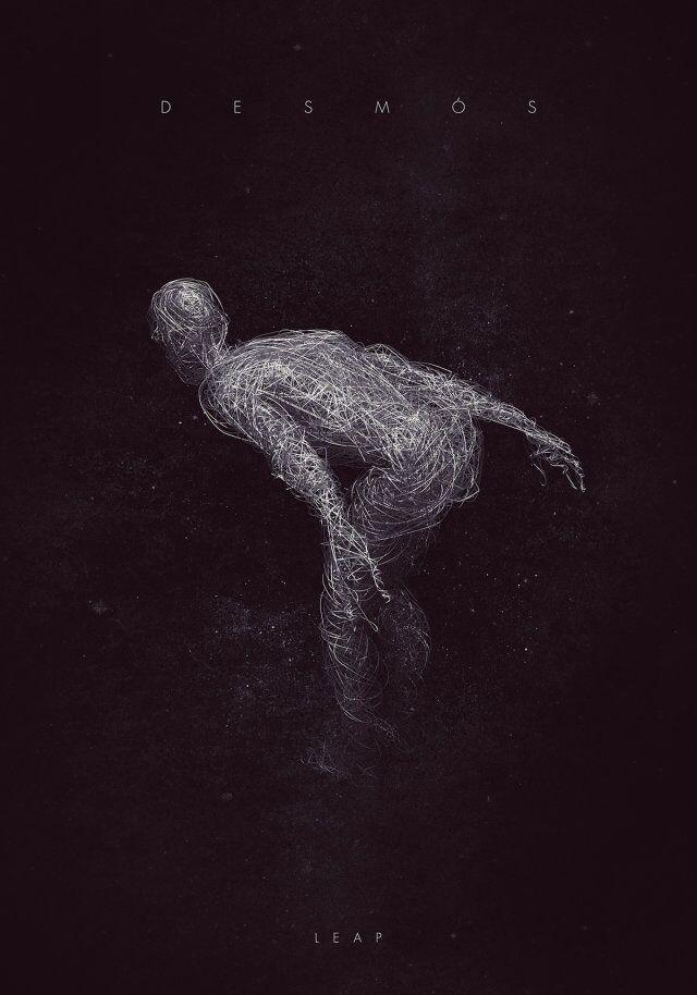 人体交织——酷