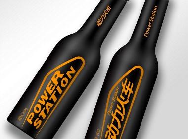 动力火车苏打酒包装设计—灵犊设计